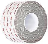 3M VHB Tape 4941, 2 in width x 5 yd length