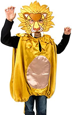 Disfraz de León para niños (3-8 años) Slimy Toad: Amazon.es ...