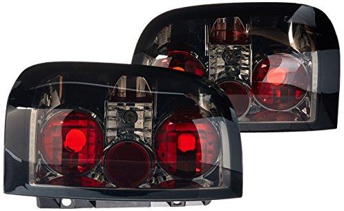 Spec-D Tuning LT-PATH96G-TM Nissan Pathfinder/Infiniti Qx4 Smoked Altezza Tail Lights