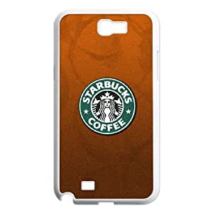 Samsung Galaxy Note 2 N7100 phone cases White Starbucks 4 Phone cover PQS5154530