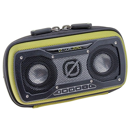Players Chamber (Goal Zero Outdoor Portable Speaker with Aux Input For Phone, iPod, Travel, Camping, Party)