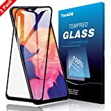 [2 Pack] TopACE for Samsung Galaxy A10e Screen Protector, Galaxy A10E Tempered Glass 9H Hardness [Case Friendly][Anti-Scratch][Bubble Free] with Lifetime Replacement Warranty (Black)