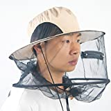 Best Pest Control Products - MS Outdoor Pest Control Sun Hat/Veil/Chin with Soft Review