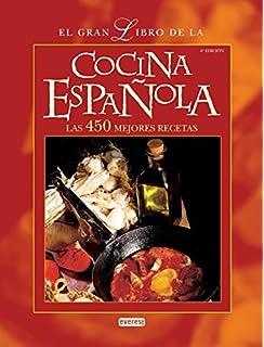 El Gran Libro de La Cocina Espanola (Spanish Edition)