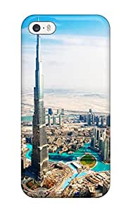 New Fashionable Earl N Vines GeyjxKc4063vSteb Cover Case Specially Made For Iphone 5/5s(burj Khalifa Aka Burj Dubai)