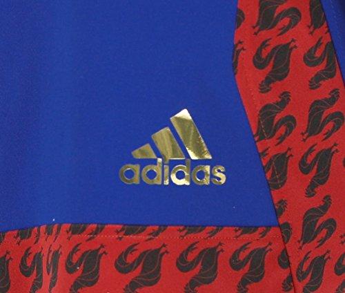 Ffbb Et Replica Bleu Adidas Short Rouge 701q7z