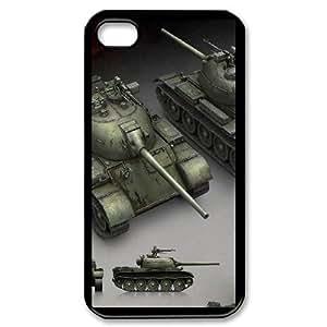 iPhone 4,4S Phone Case World Of Tanks C2-C29932