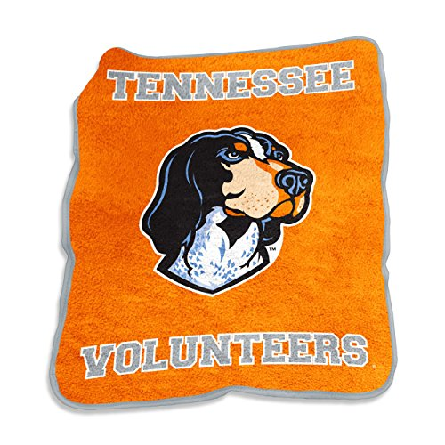 Logo Brands NCAA Tennessee Volunteers Mascot Throw (Tennessee Volunteers Fleece Throw)