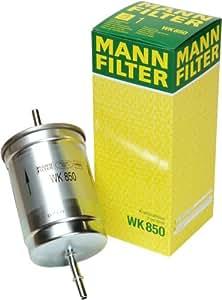 Mann+Hummel WK850 filtro de combustible
