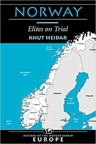 Norway Elites On Trial Nations Of The Modern World Europe - Norway map amazon