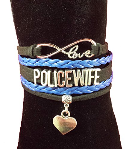 Love Police Bracelet Department Policeman product image