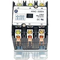 CONTACTOR 3 POLES 20A 24V (3 Pole 20 Amp 24 Volts)