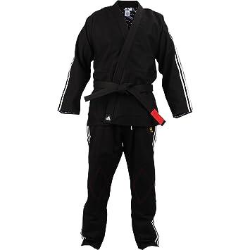 adidas BJJ Anzug Contest schwarz JJ430BK