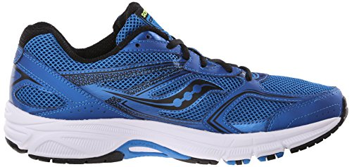 Saucony Hombres Cohesion 9 Running Shoe Royal / Black