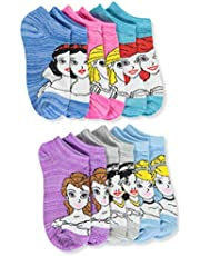 Disney Princess Girls Teen Womens 6 pack Socks