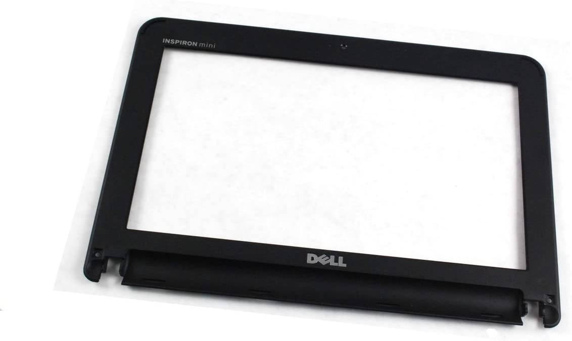Dell C567M Black LCD Bezel AP06H000500 WebCam Port Inspiron Mini 1010