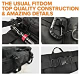 Fitdom Tactical Sling Bag for Men. Made from