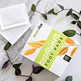 HealthApe Bamboo Vinegar Foot Pads: Sticky Foot