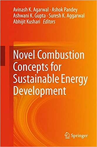 Novel Combustion Concepts for Sustainable Energy Development 2014th Edition