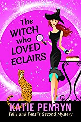 The Witch who Loved Eclairs (Mpenzi Munro Mysteries Book 2)