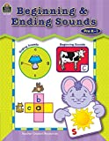 img - for Beginning & Ending Sounds by Pettit, Krista (2004) Paperback book / textbook / text book