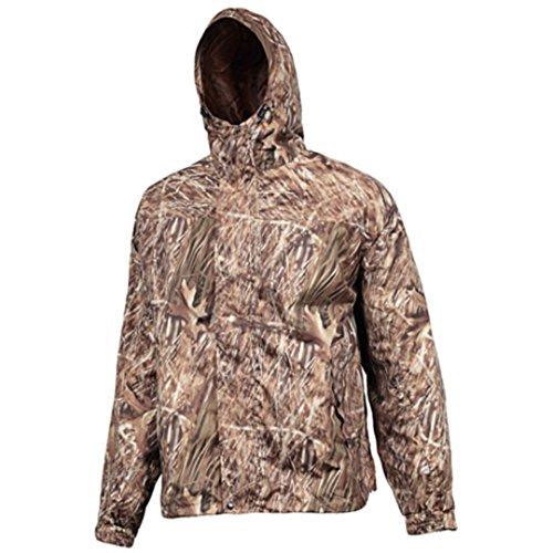 Lined Camo Hunting Jacket - 7