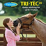 Farnam Tri-Tec 14 Fly Repellent Spray for Horses with Sunscreen 11