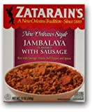 Zatarain's Jambalaya with Sausage Frozen Entree (5 Units Included...