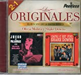OLIVIA MOLINA Y SHAKE DOWNS (EDICION LIMITADA) 2 EN 1