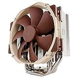 Noctua NH-U14S for Intel LGA 2011/1156/1155 1150 and AMD AM2/AM2+/AM3/3+/FM1/2 Sockets U Type 6 Heatpipe/140mm CPU Cooler Cooling