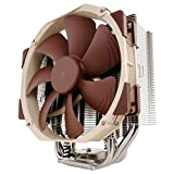 Noctua NH-U14S - Premium CPU Cooler with NF-A15 140mm Fan (Brown)