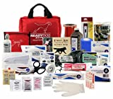 eXtreme Products Dog First Aid Kit for Dogs and Puppies Optimal Dog Health Solution - Camping Hiking Training Fishing Rescue Hunting etc - K9 Tactical Trauma Kit P/n 2201