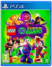 Save on LEGO DC Super-Villains (PS4) and more