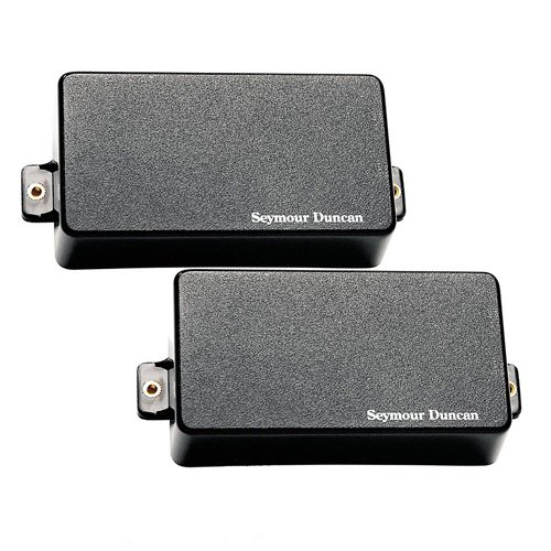 Seymour Duncan Dave Mustaine Signature Live Wires Classic II Humbucker Set Bridge Neck ()