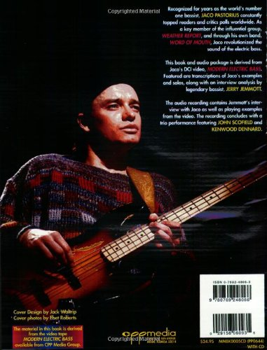 Jaco Pastorius Bass Method Pdf Printer