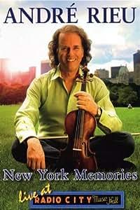 ANDRE RIEU-NEW YORK MEMORIES -DVD-