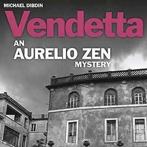 Aurelio Zen: Vendetta Audiobook