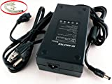 iTEKIRO 150W Laptop Charger AC Adapter for Asus ADP-150NB D, 90-XB06N0PW00040Y, 04G266009901, 04G266009902, 04G266009903, 04G266009904, G53JW, G53SW, G53SX, G71G, G71GX, G71V, G72GX, G73JH, G73JW, G73SW, G74SX, VX5, VX7, Eee Top ET2400IGTS, ET2400INT Including 3-Prong Power Cord + iTEKIRO 10-in-1 USB Charging Cable