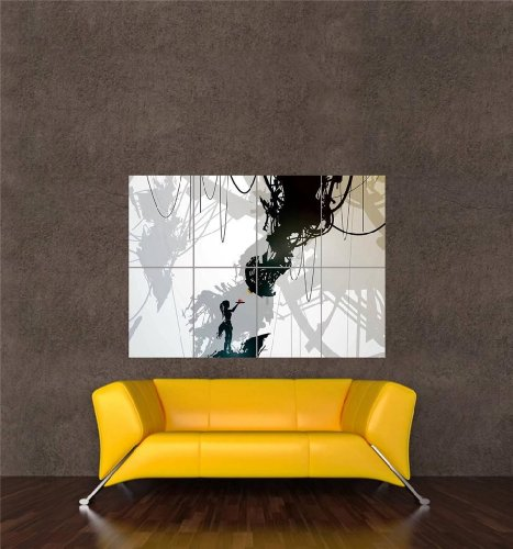 Xbox One Ps3 Ps4 PC Game Portal Glados New Giant Wall Art Print Poster