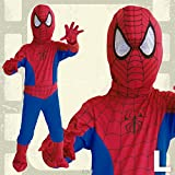 Marvel's Spiderman Costume - Child L Size