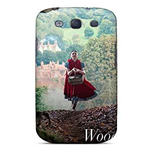 Samsung Galaxy S3 MYi4938uysm Customized Lifelike Strange Magic Image High Quality Cell-phone Hard Covers -CristinaKlengenberg