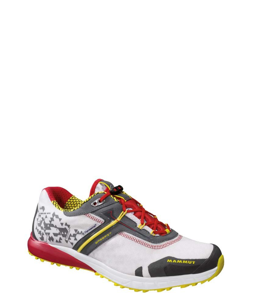 Mammut MTR 201 Dyneema® Tech Low Men (Multifunction Footwear (Low)), Farbe:white/dark pacific;Größe:10.5 UK / 45 1/3 EUR 10.5