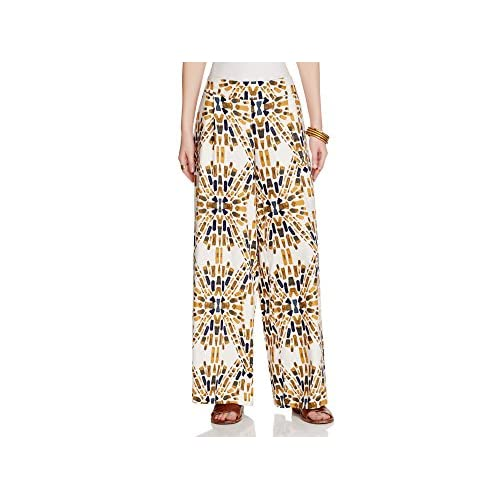 Cheap Free People Over & Under Wideleg Pants - Ecru Combo for sale