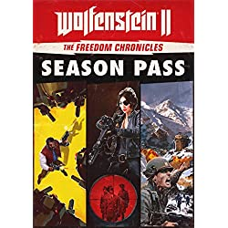 Wolfenstein II: Season Pass - Xbox One [Digital Code]
