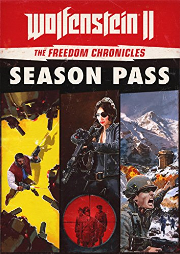 Wolfenstein II: Season Pass  - Xbox One [Digital Code]