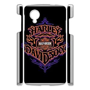 Classic Case Harley-Davidson pattern design For Google Nexus 5 Phone Case