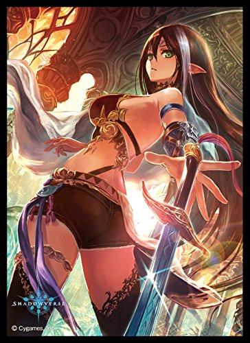 Shadowverse Underworld Ruler Aisha Trading Card Game Character Sleeve Anime MT441 Movic