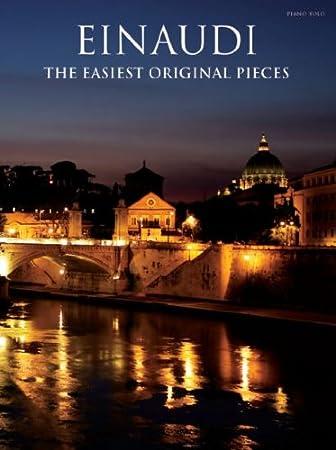 Chester Music - Libro de partituras para piano sencillas y conocidas del compositor Ludovico Einaudi: Amazon.es: Electrónica