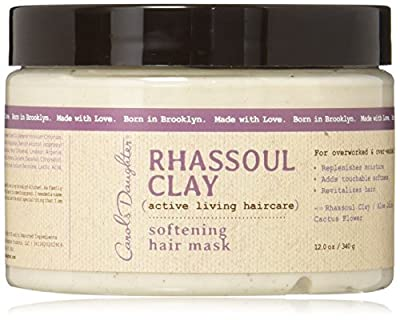 Carol's Daughter Rhassoul Clay Softening Hair Mask