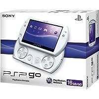 PSP Go - Pearl White - Standard Edition